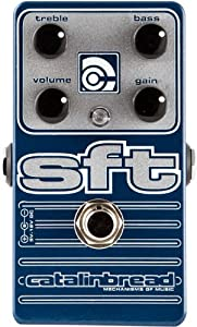 Catalinbread SFT (Ampeg Amp Emulation) Guitar Effects Pedal
