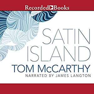 Satin Island Audiobook