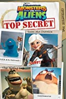Monsters vs. Aliens: Top Secret