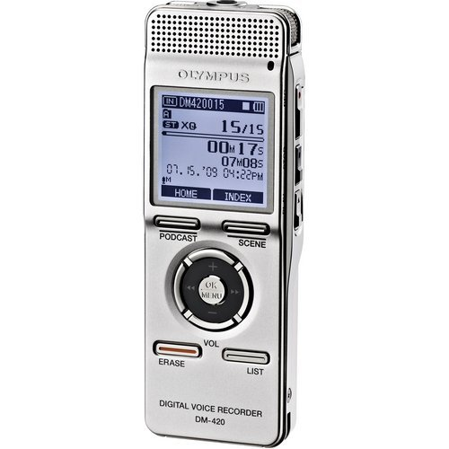 Olympus Digital Voice Recorder DM-420