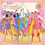 Barbie and the Three Musketeers Pictureback Book