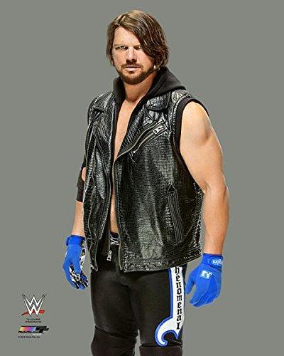 WWE AJ Styles Halloween Costumes