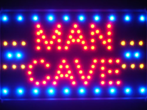 ADV PRO led102-r Man Cave Room Basement Den Led Neon Light Sign