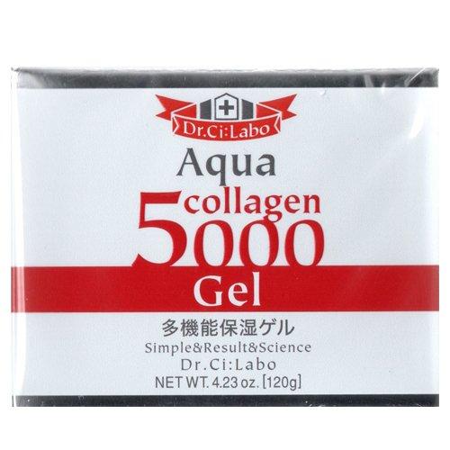 ドクターシーラボ アクアコラーゲン5000 保湿ゲル 120ml