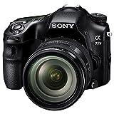 ソニー デジタル一眼カメラ「α77 II」標準ズームレンズキットSONY α77II ILCA-77M2Q