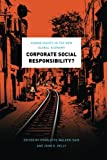 img - for Corporate Social Responsibility?: Human Rights in the New Global Economy book / textbook / text book