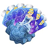 Disney Cinderella Sparkle Blowouts - 24 Pieces