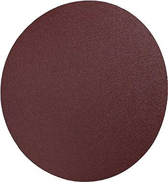 """3M PSA Cloth Disc 348D, PSA Attachment, Aluminum Oxide, 1-1/2"""" Diameter"""
