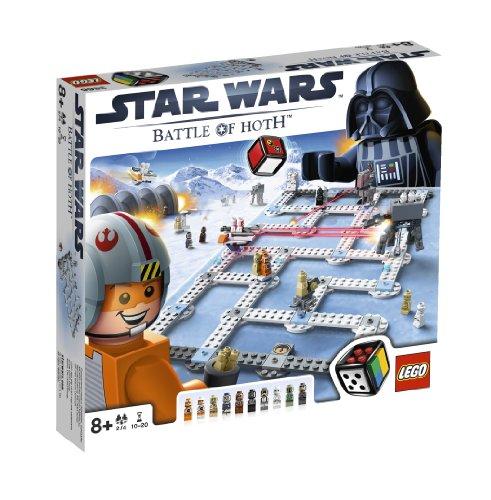 Imagen principal de LEGO Juegos de mesa 3866 - Star Wars: The Battle of Hoth