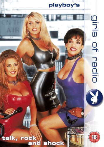 Playboy's Girls of Radio: Talk, Rock and Shock [DVD]