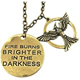 The Hunger Games Mockingjay Movie Necklace (4 Style Options)