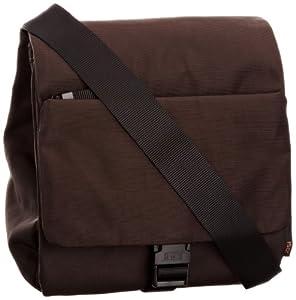 Jost Unisex Adult Soho S Messenger Bag Brown J2101-003 Small