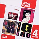 Boxed Set 4cd Duran Duran/Rio/Seven & The Ragged Tiger/Big Thing