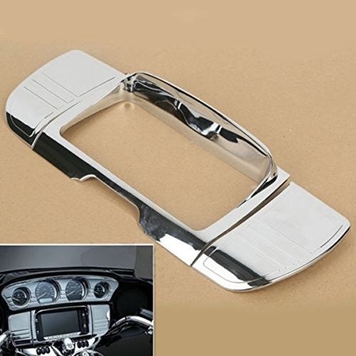 Tri Line Stereo Trim Cover for Harley Touring Electra Street Glide Ultra 2014-up (Vrod Air Ride Suspensions compare prices)
