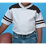 Rabbit Skins Toddler Jersey Football Tshirt (5.5oz)
