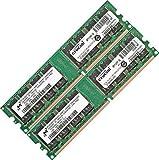 DrMemory Crucial 2GB (2x1GB) DDR-400 PC3200 Non-ECC Desktop PC (DIMM) Memory RAM 184-pin