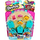 Shopkins Season 3 (5-Pack) -  Characters May Vary
