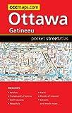 Ottawa Gatineau Pocket Guide by Canadian Cartographic Corp (2012-05-01)