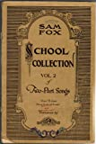 Sam Fox School Collection Two Part Songs (Volume 2)