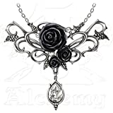Alchemy Gothic Bacchanal Rose Necklace
