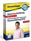 Software - SteuerSparErklärung 2017 plus (für Steuerjahr 2016)
