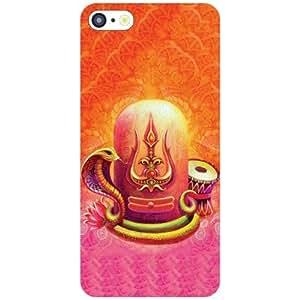 Apple iPhone 5C - Spiritual Matte Finish Phone Cover