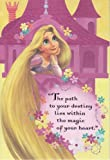 Greeting Cards Birthday Tangled The Path to your destiny lies within the magic of your heart
