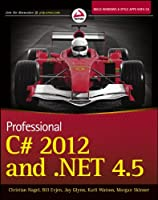 Professional C# 2012 and .NET 4.5 Front Cover