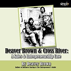 Deaver Brown & Cross River Audiobook