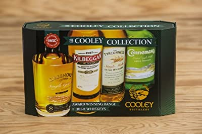 The Cooley Collection Miniature Gift Pack (4x5cl)