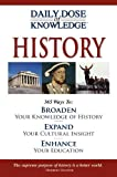 img - for Daily Dose of Knowledge: History by Daniel Gordon (2008-08-15) book / textbook / text book