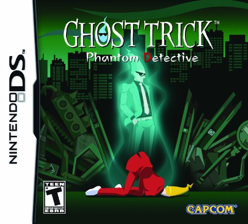 Ghost Trick: Phantom Detective - Nintendo DS (Ace Attorney Dual compare prices)