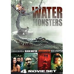 Water Monsters - 4-Movie Set