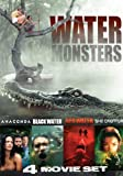Water Monsters: 4-Pack (Anaconda / Black Water / Red Water / She Creature)