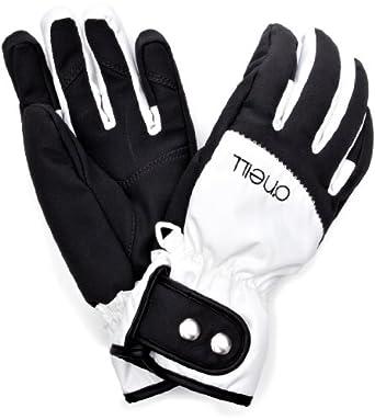 O'Neill Slender Women's Gloves Powder White X-Large