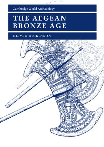The Aegean Bronze Age (Cambridge World Archaeology)
