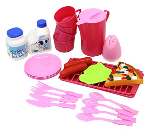 Little Treasures Cooking Pretend Play Set (Cooking For 1 Year Old compare prices)