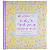 Baby's First Year Memories for Life: A keepsake journal of milestone moments (Baby Record Book)by Annabel Karmel