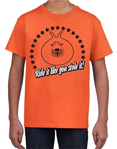 Ride It Like You Stole it Space Hopper Children's T-shirt - size Med