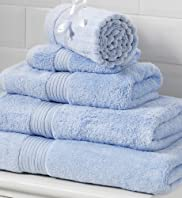 100% Supima® Towels & Bath Mat [T36-2001S-S]