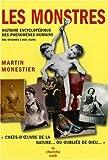 vignette de 'Les monstres (Martin Monestier)'