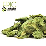 Hops Flowers Whole - 1 lb