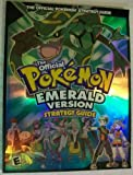The Official Pokemon Emerald Version Strategy Guide