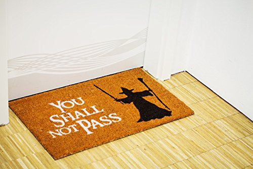Doormat Lord Of The Rings Quote