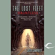 The Lost Fleet: Dauntless Audiobook by Jack Campbell Narrated by Christian Rummel, Jack Campbell