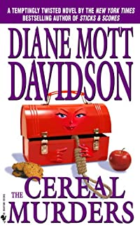 The Cereal Murders by Diane Mott Davidson ebook deal