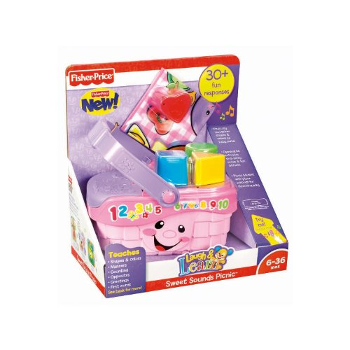 Fisher Price Picnic front-1048612