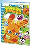 Moshi Monsters A6 Notebook