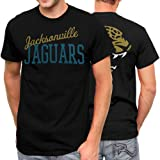NFL Jacksonville Jaguars Game Day T-Shirt - Black (X-Large) at Amazon.com