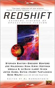 Redshift:: Extreme Visions of Speculative Fiction by Al Sarrantonio
